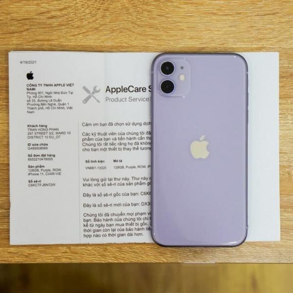30399 - iPhone 11 128GB - Chính hãng VN A - Trả bảo hành - 14