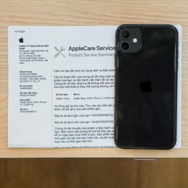30399 - iPhone 11 128GB - Chính hãng VN A - Trả bảo hành - 15