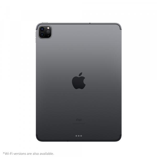 7686 - iPad Pro 12.9 2020 256GB Wifi + 4G - Chính hãng VN - 2