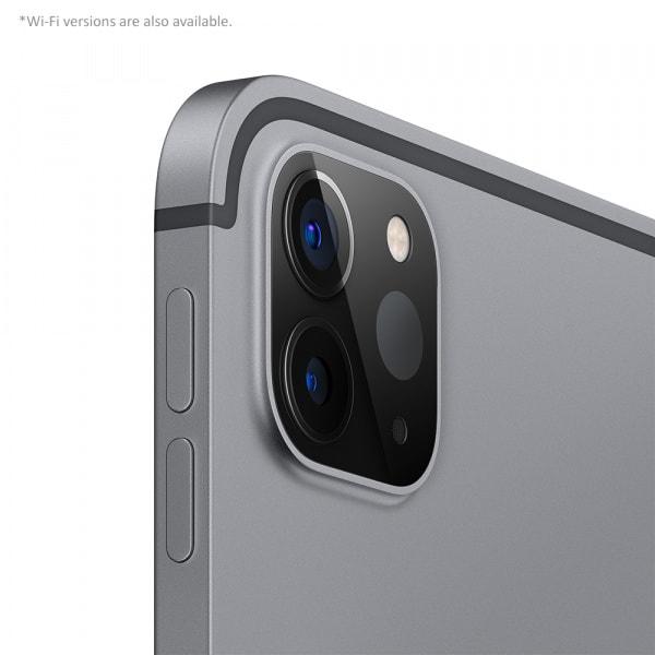 7686 - iPad Pro 12.9 2020 256GB Wifi + 4G - Chính hãng VN - 4