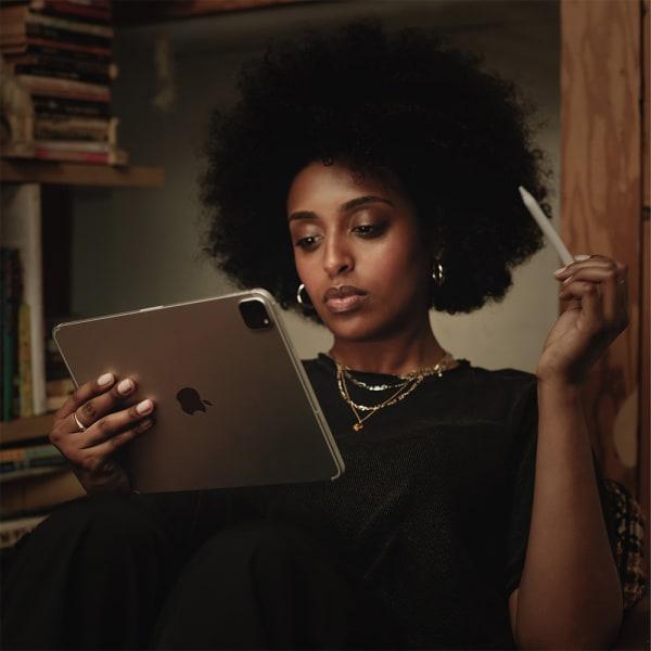 7686 - iPad Pro 12.9 2020 256GB Wifi + 4G - Chính hãng VN - 7