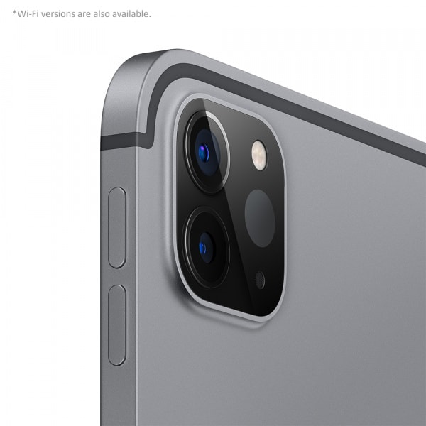 26180 - iPad Pro 12.9 2020 128GB Wifi + 4G - Chính hãng VN - 4