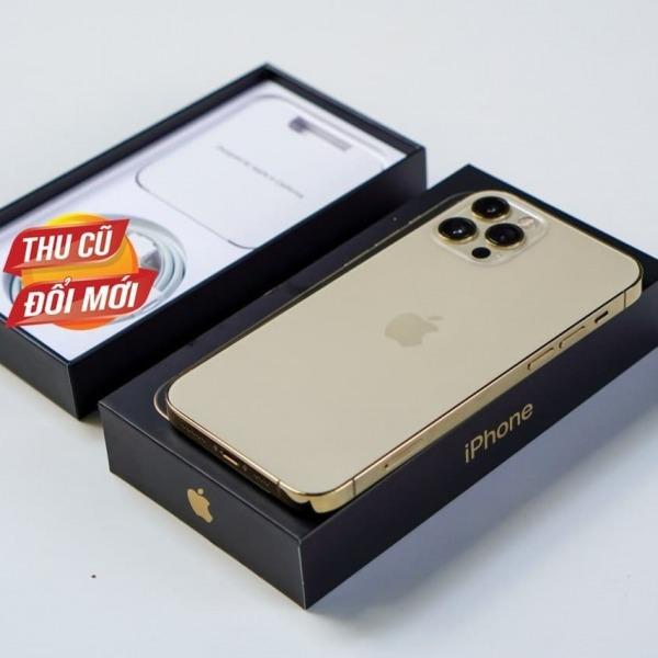 KEOTHOM12PRO512GB - [Kèo thơm] iPhone 12 Pro 512GB Gold Likenew Fullbox - Chính hãng VN A - 2
