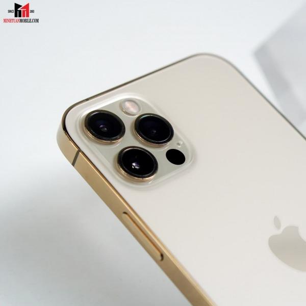 KEOTHOM12PRO512GB - [Kèo thơm] iPhone 12 Pro 512GB Gold Likenew Fullbox - Chính hãng VN A - 4