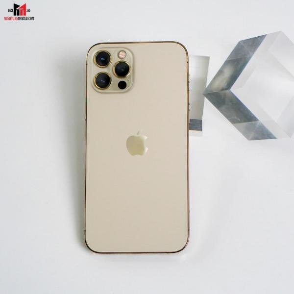 KEOTHOM12PRO512GB - [Kèo thơm] iPhone 12 Pro 512GB Gold Likenew Fullbox - Chính hãng VN A - 3
