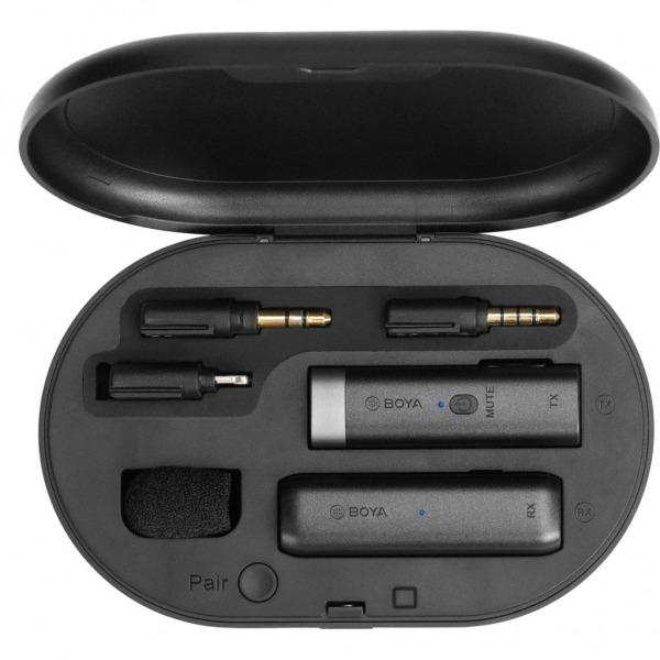 SMOOTHQ3 + BYWM3U - Combo Gimbal Zhiyun Smooth Q3 + Micro không dây Boya WM3D U (Chính hãng) - 4