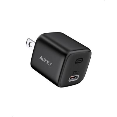 Cốc sạc nhanh Aukey Omnia USB-C PD 20W PA-B1 - PAB1PROBLK