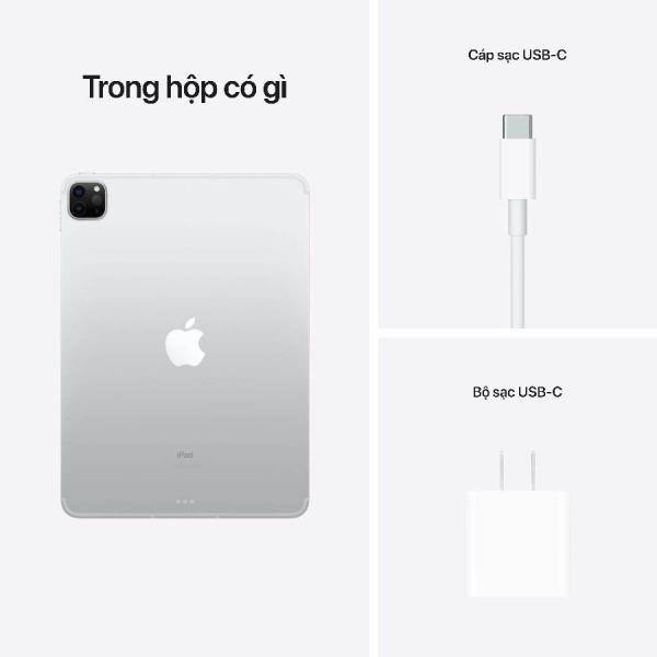 IPADPRO-11-21-2TB-4G - iPad Pro 11 M1 2021 2TB Wifi + 5G - Chính hãng VN - 9