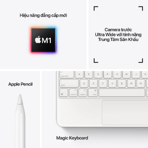 39227-3 - iPad Pro 11 M1 2021 1TB Wifi - Chính hãng VN - 6