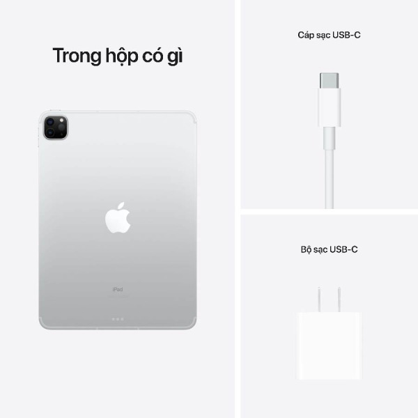 39227-3 - iPad Pro 11 M1 2021 1TB Wifi - Chính hãng VN - 9
