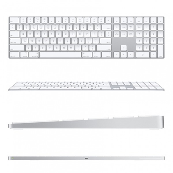 MQ052ZA - Magic Keyboard With Numeric Keypad - Silver MQ052ZA - 2
