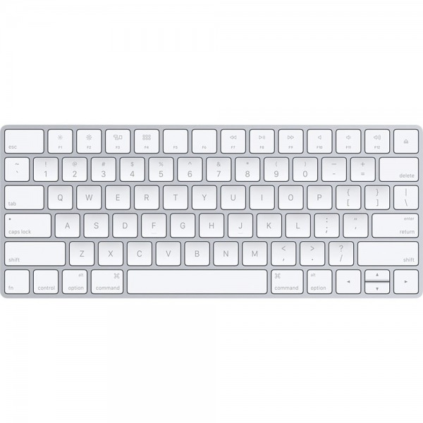 MLA22 - Magic Keyboard Non Numeric Keypad - Silver MLA22 - 2