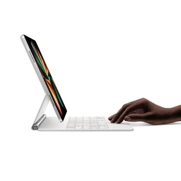 MAGICKEYBOARD11INCH-WHITE - Bàn phím Magic Keyboard cho Apple iPad Pro 11inch Chính hãng VN A - White - 7