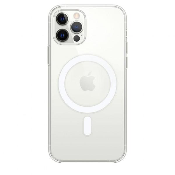MHLN3ZA A - Ốp lưng iPhone 12 Pro Max Case with MagSafe MHLN3ZA A Chính hãng Việt Nam - 4