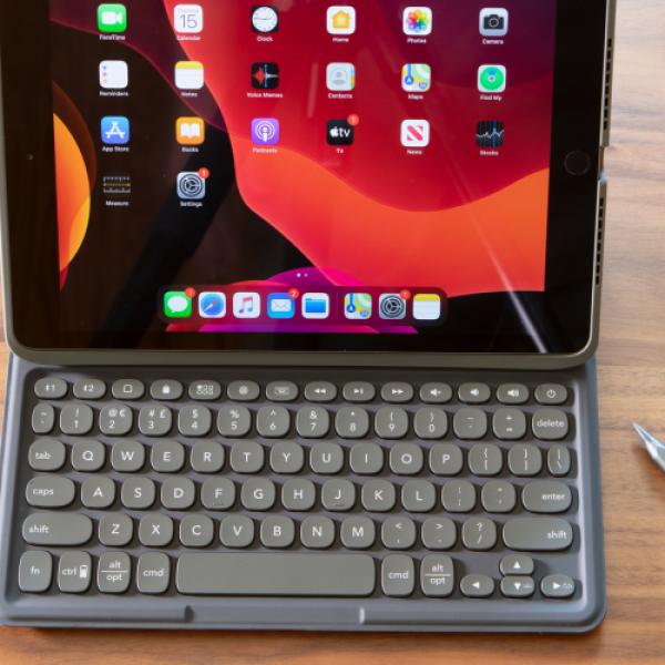 103407134 - Ốp lưng kèm bàn phím ZAGG Pro Keys iPad 10.2 10,5 inch - 4