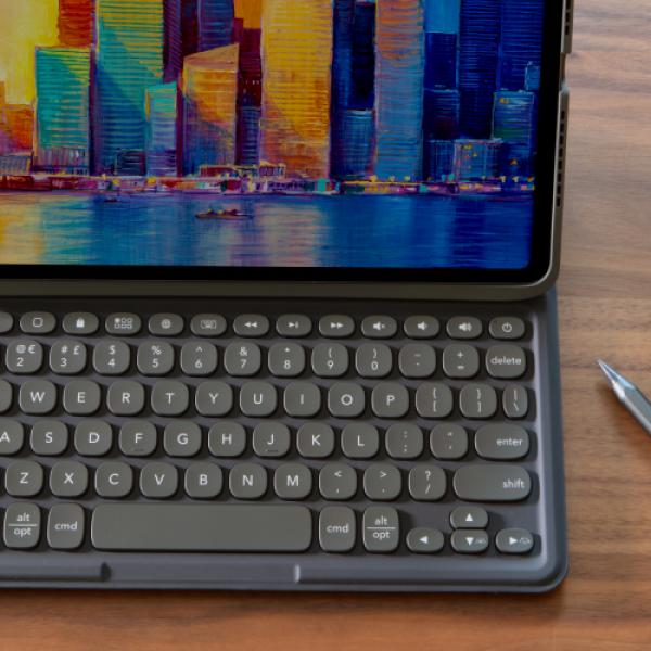 103407271 - Ốp lưng kèm bàn phím ZAGG Pro Keys iPad 10.9 11 inch 2018 - 2