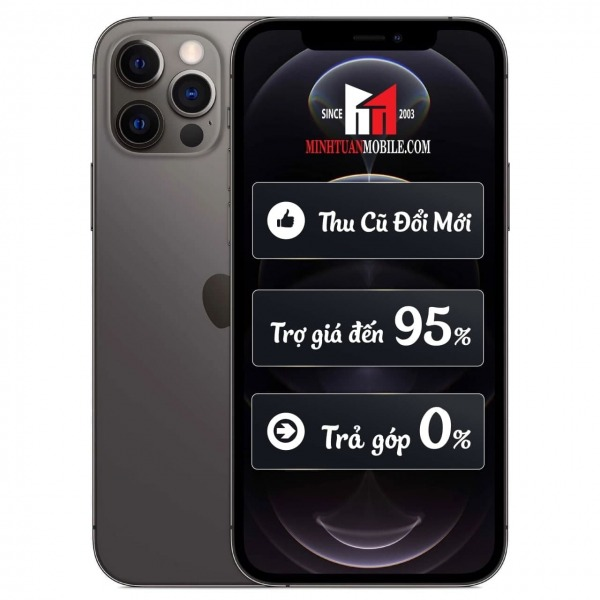 23648 - iPhone 12 Pro 128GB - Chính hãng VN A
