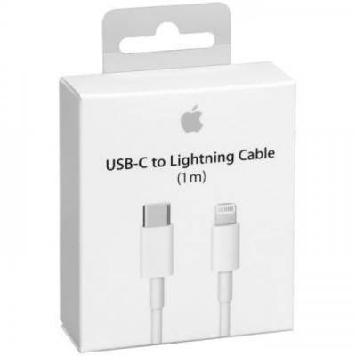 Cáp Type C to Lightning 1m Apple MX0K2 Trắng