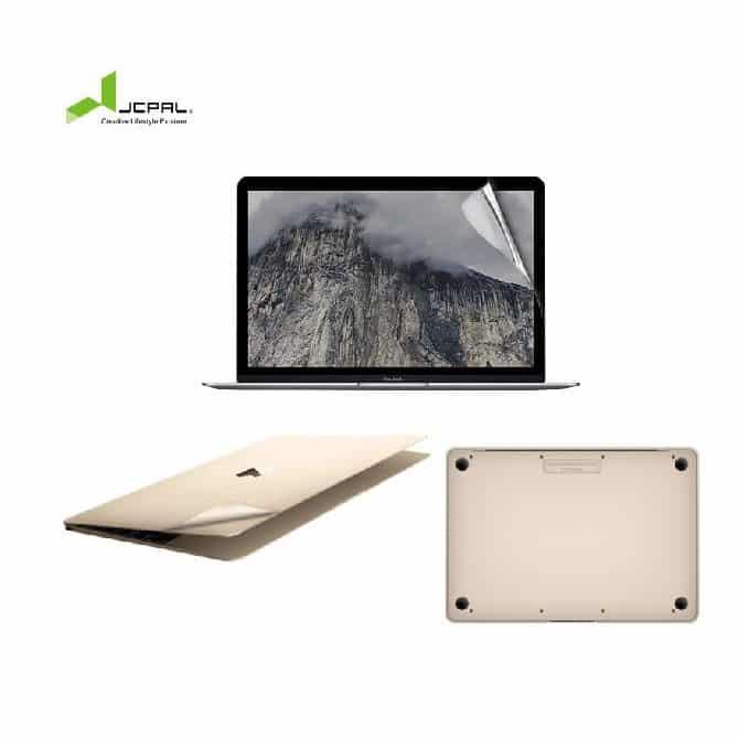 2772 - Bộ dán full JCPAL MacGuard 5 in 1 cho MacBook Air 2017 JCP2212