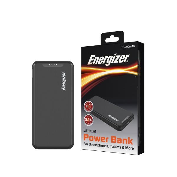 34888 - Sạc dự phòng Energizer 10.000mAh - UE10052