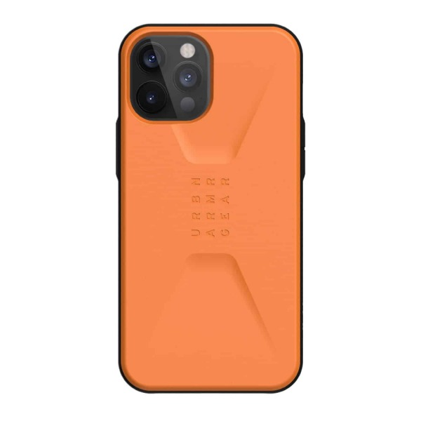 36633 - Ốp Lưng Chống Sốc UAG CIVILIAN cho Iphone 12 Promax
