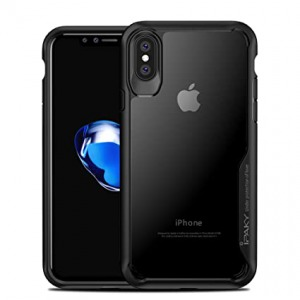 Ốp lưng iPaky lưng trong viền mềm iPhone Xs Max