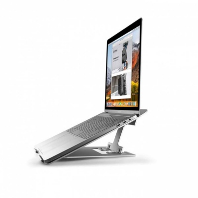Đế tản nhiệt TomToc Folding Aluminum Laptop Stand B4002S