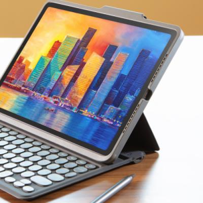 Ốp lưng kèm bàn phím ZAGG Pro Keys iPad 10.2/10,5 inch