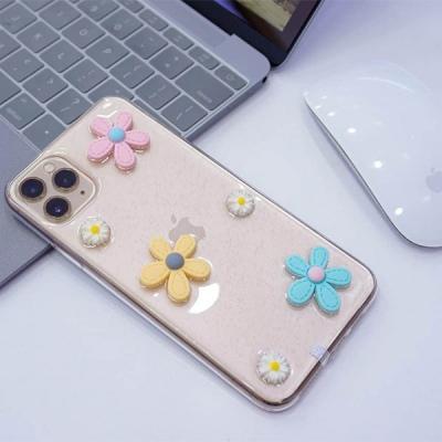 Ốp Hoa Silicon iPhone 11 Pro Max