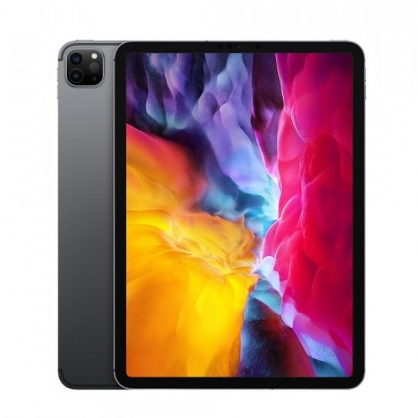 7665 - iPad Pro 11 2020 256GB Wifi + 4G - Chính hãng VN