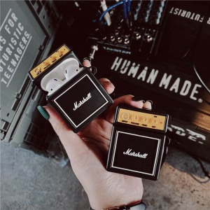 Case Silicon AIRPODS hình loa Marshall
