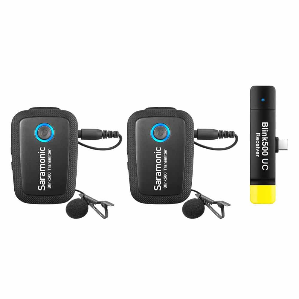 SARABLINKB6 - Micro không dây Saramonic Blink 500 B6