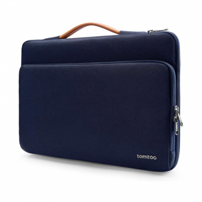 """Túi chống sốc Tomtoc Briefcase MB Pro 15"""" New Blue A14-D01B"""