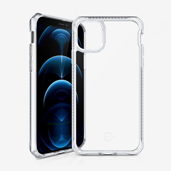 AP3PHBMKCTRSP - Ốp Chống Sốc Itskins Hybrid Clear Drop Safe 3M 10FT iPhone