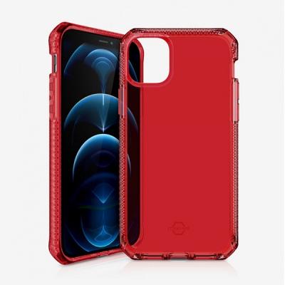 Ốp lưng ITSKINS (France) Spectrum Clear - Antimicrobial Drop Safe 3M/10FT for iPhone