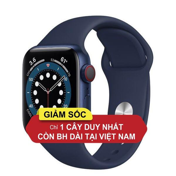 KEOTHOMS644MM - [Kèo thơm] Apple Watch S6 44mm GPS - Chính hãng VN A - Likenew Fullbox