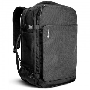 Balo Tomtoc USA Flight Approved Travel 40L A81-F01D M Black