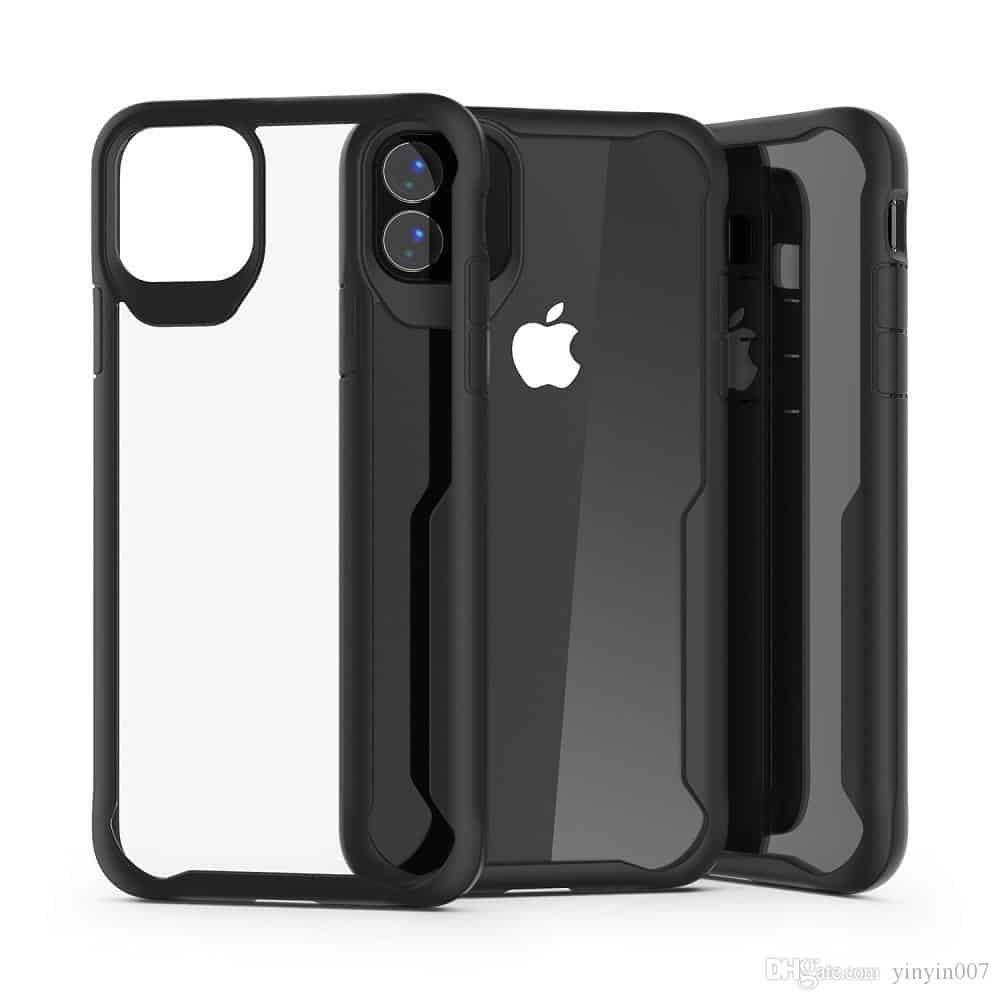 SP1543345 - Ốp lưng iPaky lưng trong viền mềm iPhone 11