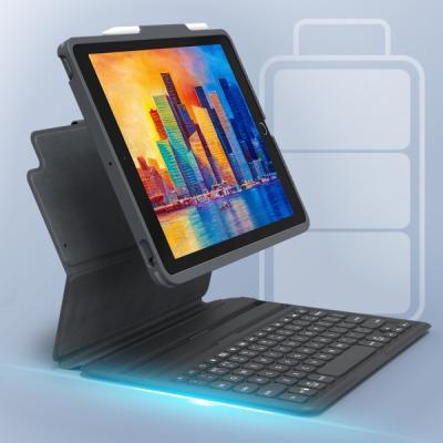 Ốp lưng kèm bàn phím ZAGG Pro Keys iPad 10.9/11 inch 2018