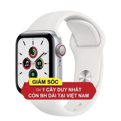 [KÈO THƠM] Apple Watch SE 40mm LTE Chính hãng VN/A - Fullbox Likenew