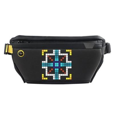 Túi đeo chéo màn hình LED Divoom Pixoo Sling Bag