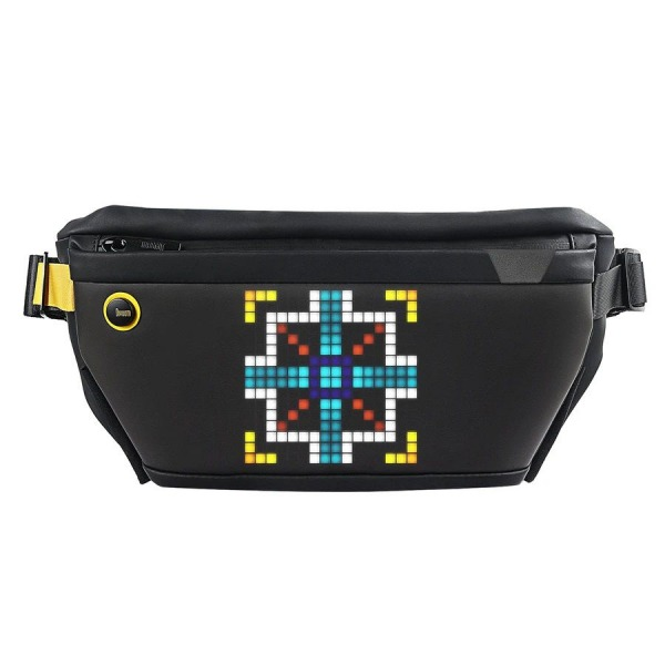 BLDVBLK - Túi đeo chéo màn hình LED Divoom Pixoo Sling Bag