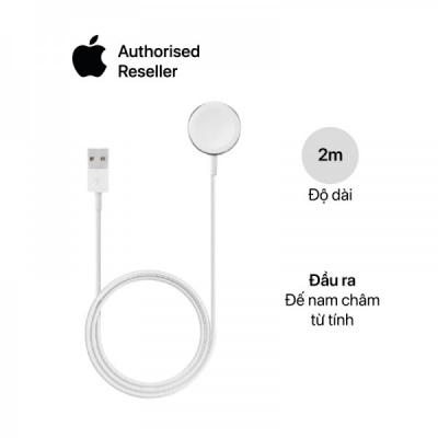 Cáp sạc Apple Watch Magnetic 2m chính hãng Apple MX2F2ZA/A