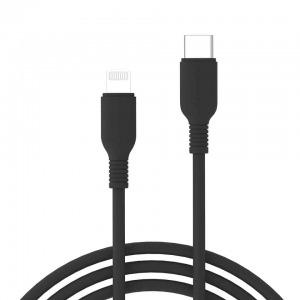 Cáp Innostyle Jazzy 18W USB-C To Lightning 1.2M MFI