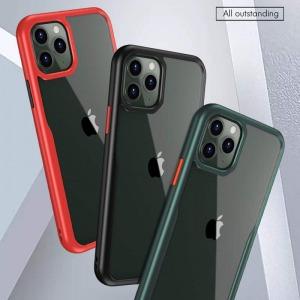 Ốp lưng iPaky lưng trong viền mềm iPhone Pro Max