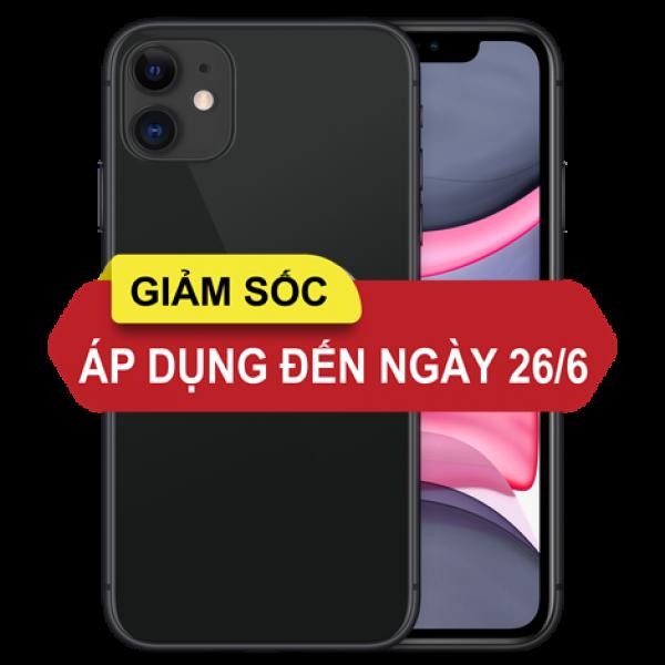 6283 - iPhone 11 128GB - Chính hãng VN A