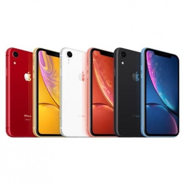 IPHONEXR-64G-TBH - iPhone XR 64GB - Chính hãng VN A - Trả bảo hành