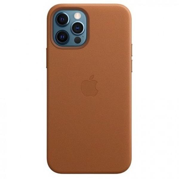 MHKF3ZAA - Ốp Lưng Da Apple iPhone 12 12 PRO Brown - MHKF3ZA A