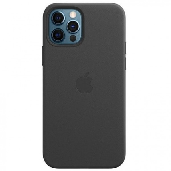 MHKG3ZAA - Ốp Lưng Da Apple iPhone 12 12 PRO Đen - MHKG3ZA A