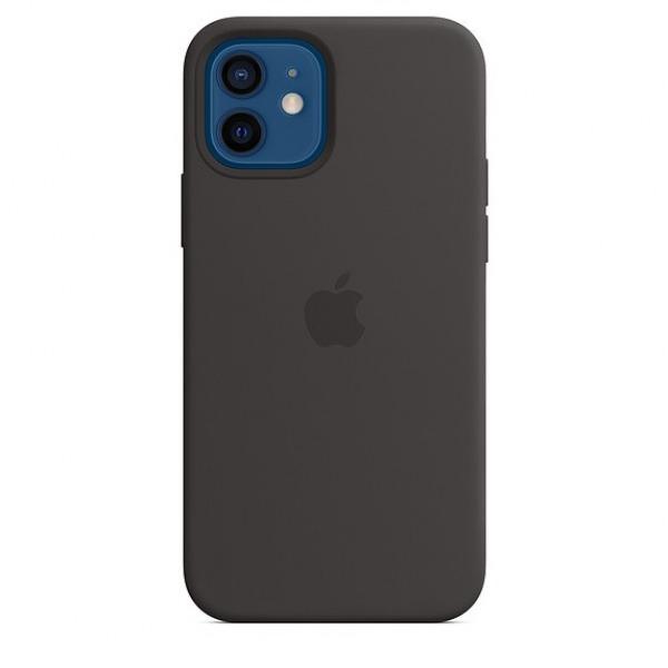 MHL73ZAA - Ốp Lưng Silicon Apple iPhone 12 12 Pro Black - MHL73ZA A